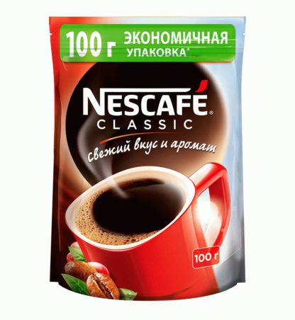 Nescafe Classic 100