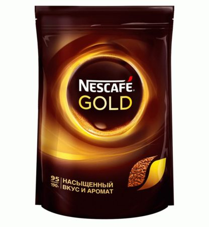 Nescafe Gold 190