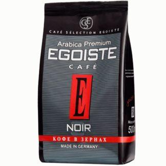 Кофе в зернах Egoiste Noir Arabica Premium ☕ 500г.