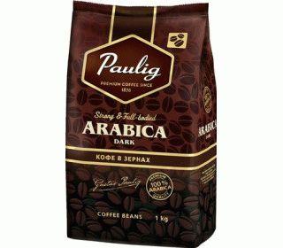 paulig arabica dark 1 kg