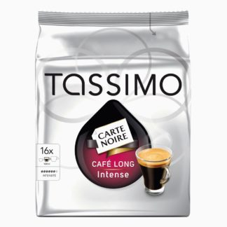 Капсулы T-диски TASSIMO Jacobs Noire Cafe Long Intense
